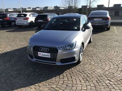 usata Audi A1 Sportback 1.6 tdi Metal