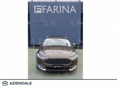 used Ford Mondeo VIGNALE 2.0 TDCI SW 180 CV AUTOM.