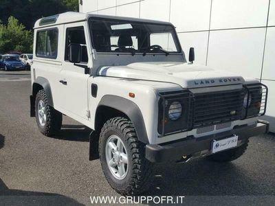 usata Land Rover Defender 90 2.4 TD4 Station Wagon S