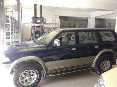 used Mitsubishi Pajero Pajero SportSport 2.5 TDI GLS