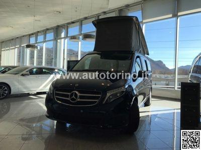 brugt Mercedes E250 VAN MARCO POLO Marco Polo d 4MATIC AUTOMATIC