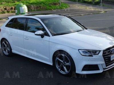 usata Audi S3 Sportback 2.0 TFSI quattro S tronic usato