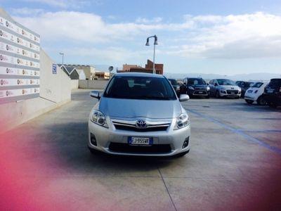 usata Toyota Auris HSD 5 porte Executive del 2011 usata a Cagliari