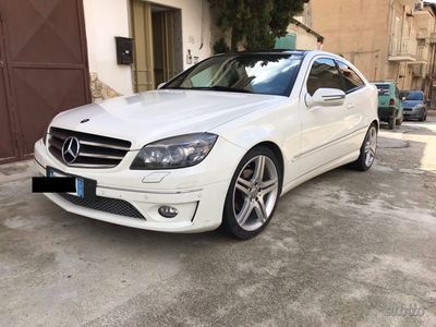 used Mercedes CLC220 sport
