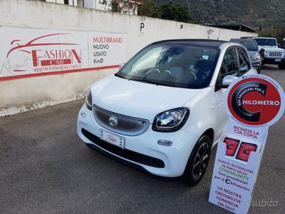 usata Smart ForFour 90 0.9 Turbo Passion