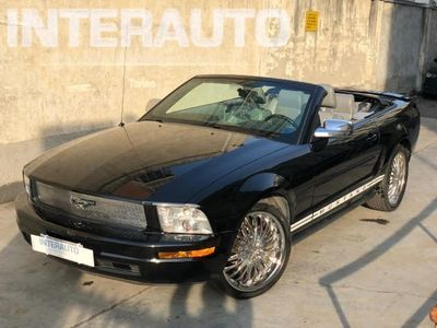 used Ford Mustang 4.0 V6 Cabrio