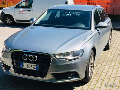käytetty Audi A6 2012 3.0D