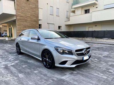 usata Mercedes CLA180 d S.W. Automatic Sport