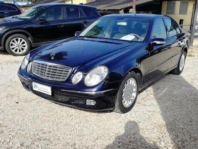 """usado Mercedes E270 CDI cat Elegance 177cv """"VENDUTA nello STATO"""""""