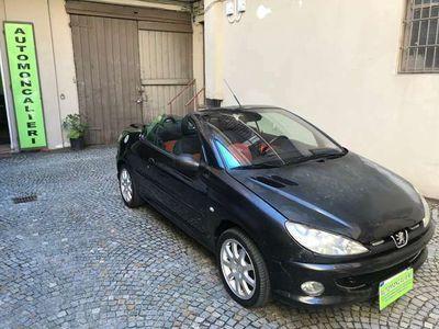 usata Peugeot 206 CC * Carrozzeria da rivedere-CABRIO - CERCHI 16''