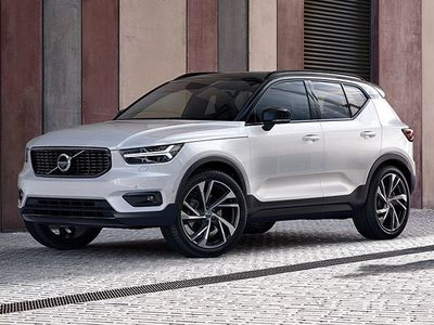 brugt Volvo XC40 T4 AWD Geartronic Inscription