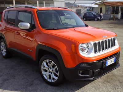 brugt Jeep Renegade 1.6 mjt 120 cv limited full optional