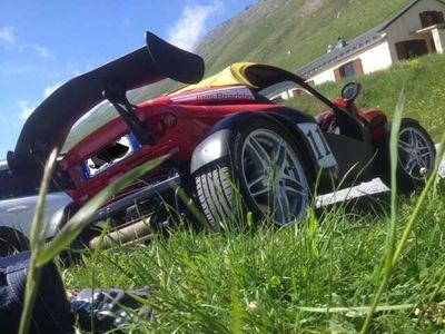 brugt Renault Spider roadster f16