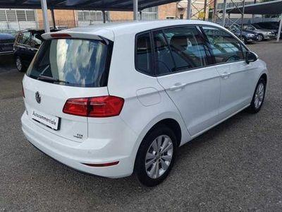 usata VW Golf Sportsvan Business 1.6 TDI 110CV Comfortline