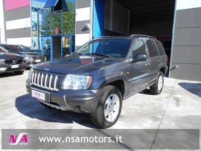 used Jeep Grand Cherokee 2.7 CRD cat Limited