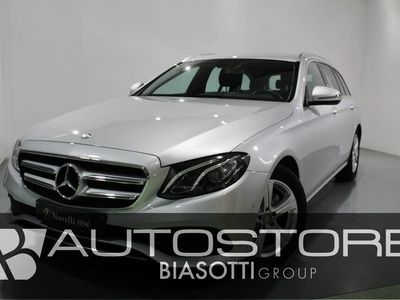 gebraucht Mercedes E220 CLASSE E - S213 SW DieselBusiness Sport auto