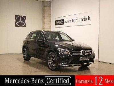 usata Mercedes E250 GLC Classe (X253) d 4Matic Premium