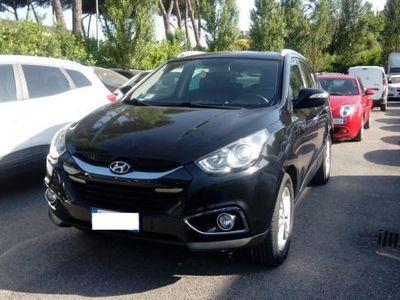 używany Hyundai ix35 2.0 CRDi 4WD Comfort Pelle Cruise KM 128000.
