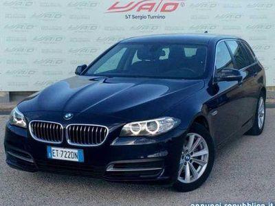 usata BMW 520 d Touring Modern