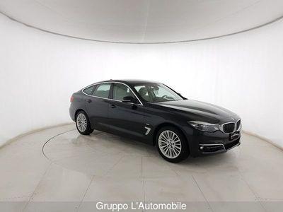 usata BMW 320 Gran Turismo Serie 3 F34 2016 Gran Turismo d Luxury auto