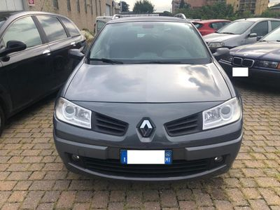usata Renault Mégane GrandTour 1.6 16V Confort Dynamiq