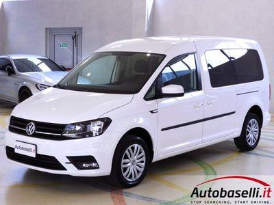 usado VW Caddy Maxi 2.0 TDI 102CV 5 POSTI AUTOCARRO IVA ESPOSTA