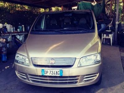 usata Fiat Multipla Natural Power 1.6 Benz. Metano anno