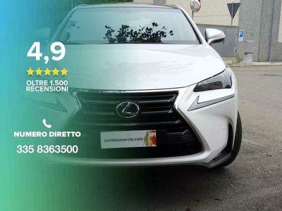 usata Lexus NX300h Hybrid 4WD Executive - Tetto PANORAMICO - GARANZIA !