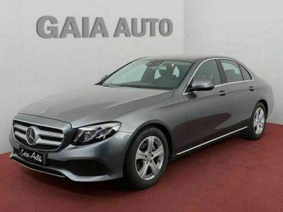usata Mercedes E220 cdi SPORT Excl. aziendali varie disponibilità