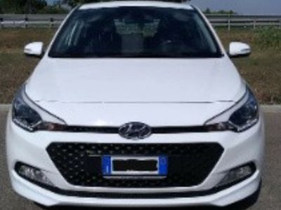 usata Hyundai i20 1.2 gpl