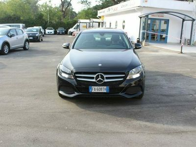 usata Mercedes C200 C 200 d Auto Executived Auto Executive