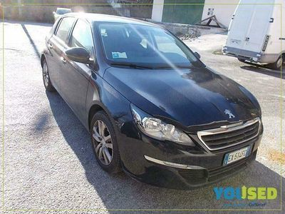 usata Peugeot 308 1.6 e-HDi 115 CV Stop&Start Business