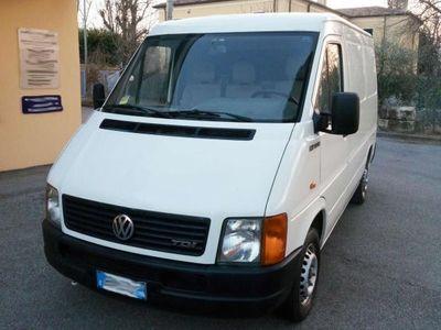 used VW LT 35 2.5 TDI (109 CV) PC Cabinato