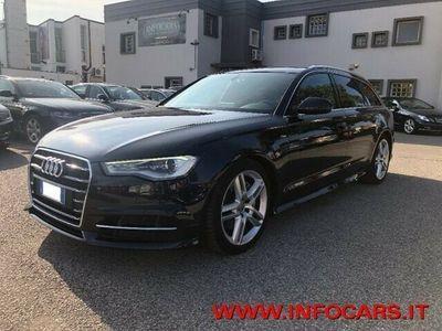 usata Audi A6 Avant 3.0 TDI 272 CV quattro S-LINE S tronic