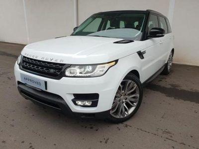 usado Land Rover Range Rover Sport 3.0 TDV6 HSE Dynamic