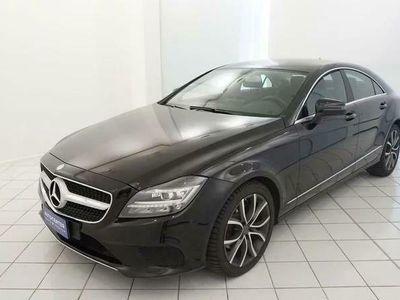 usata Mercedes CLS220 CLSd Sport