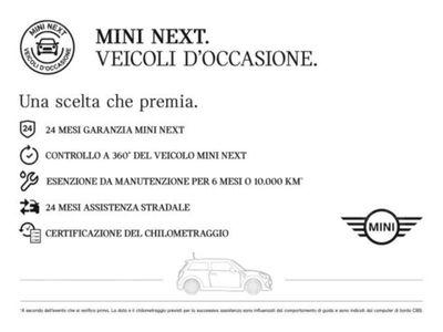 usata Mini Cooper S Clubman Clubman 2.0del 2016 usata a Roma