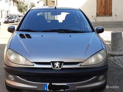 usata Peugeot 206 1.4 5porte benzina