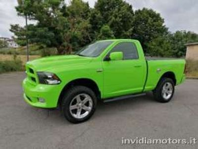 usata Dodge Ram 5.7 v8 Hemi Sport Fluo Green Benzina