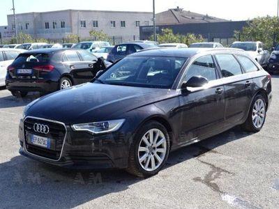 usata Audi A6 Avant 3.0 TDI 245 CV quattro S tronic del 2012 usata a Mosciano Sant'Angelo