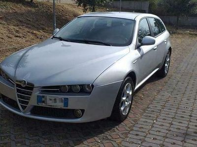usata Alfa Romeo 159 1.9 jtdm sw