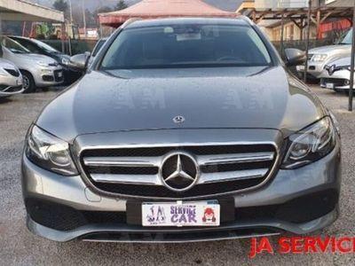 usata Mercedes 220 Classe E Station Wagond 4Matic Auto Premium Plus usato