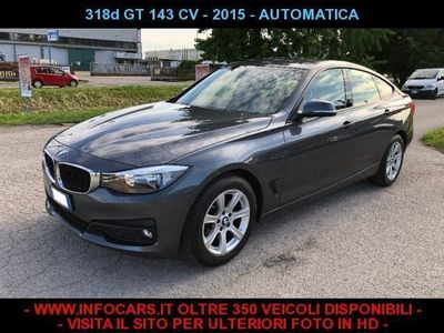 used BMW 318 Serie 3 GT d Business aut. usato