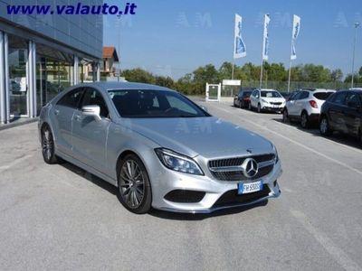 usata Mercedes CLS250 D 4MATIC PREMIUM AMG - Garanzia! rif. 10227001