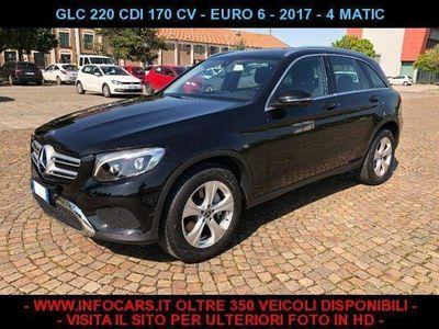 käytetty Mercedes 170 GLC dCV 4Matic SPORT