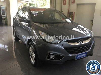 begagnad Hyundai ix35 1.7 crdi Comfort 2wd