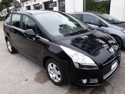 gebraucht Peugeot 5008 1.6 hdi 7 POSTI 115 cv fine 2013