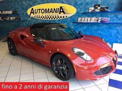 gebraucht Alfa Romeo 4C Spider rif. 8076612