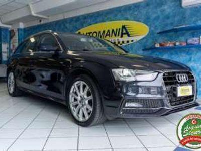 usata Audi A4 Avant 2.0 TDI 177CV S-Line S-Tronic Unico Propr. Diesel