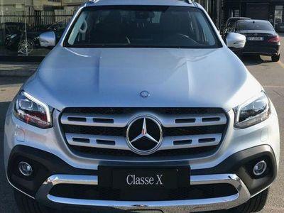 used Mercedes X250 d 4MATIC